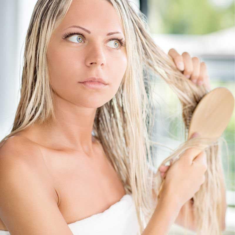kako osušiti kosu bez fena zimi