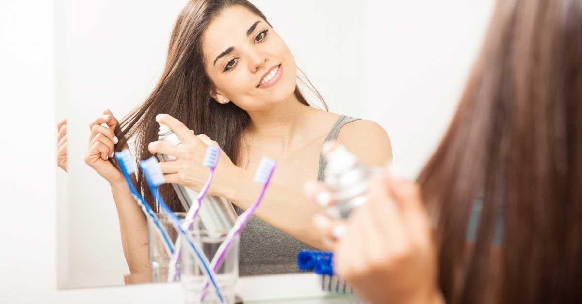 Napravite sami sprej za raščešljavanje kose!