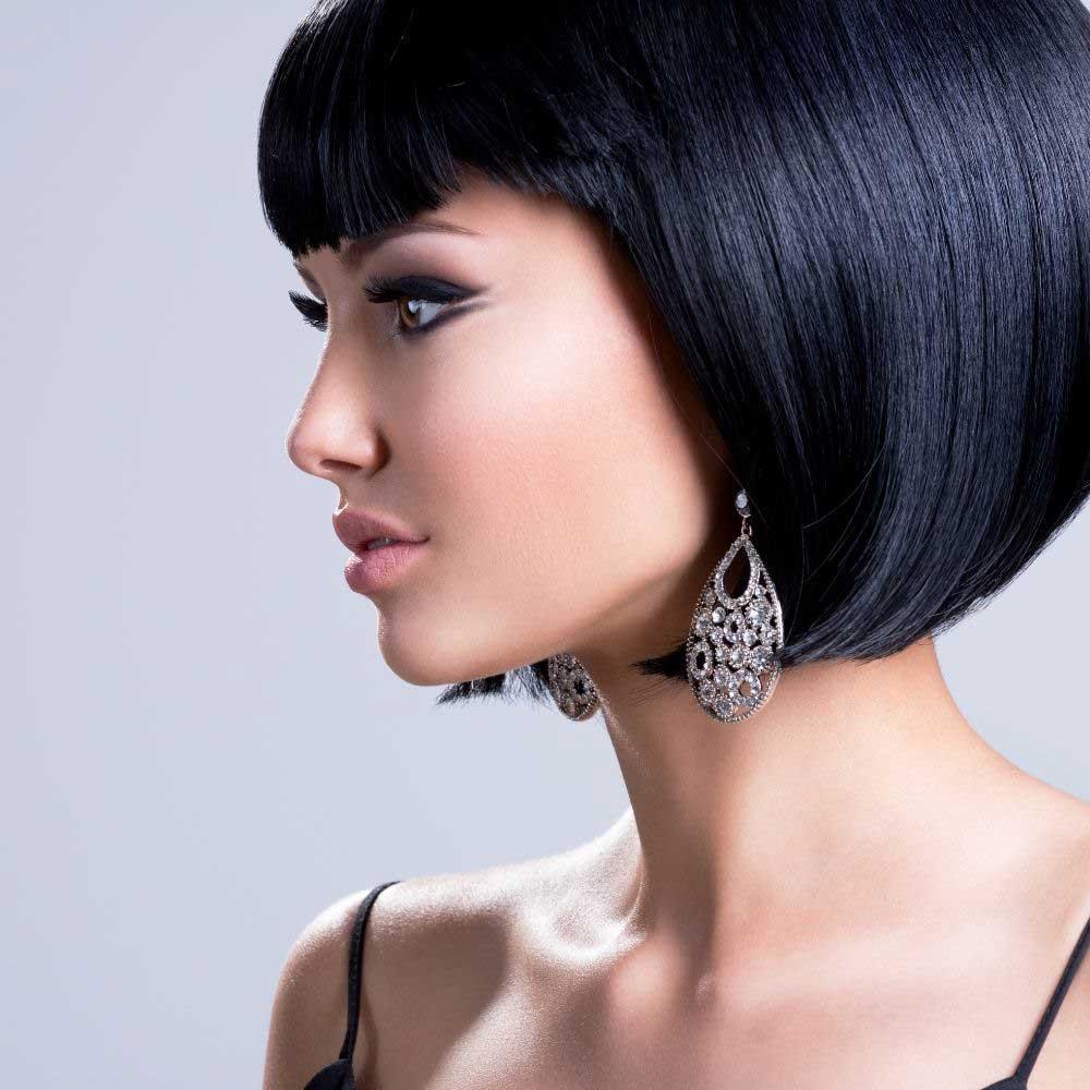 kratke frizure za gustu i ravnu kosu