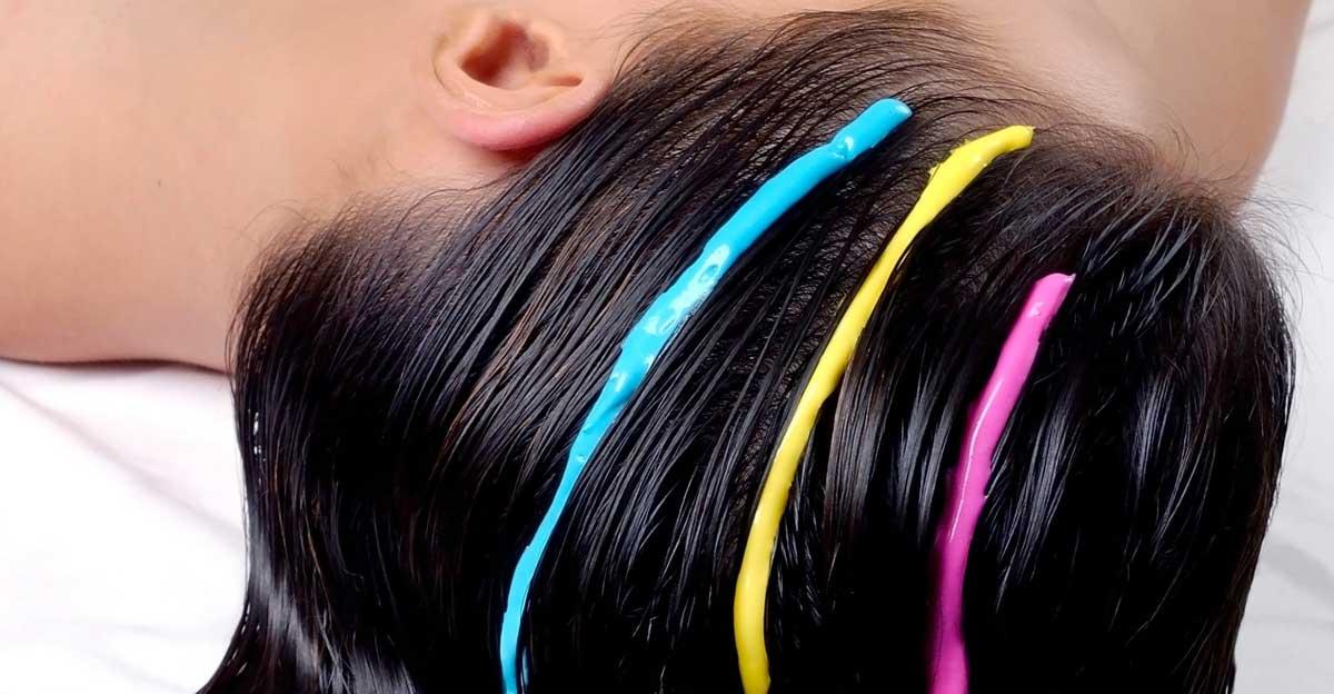 Farbana kosa u dve boje će osvežiti izgled vaših pramenova!