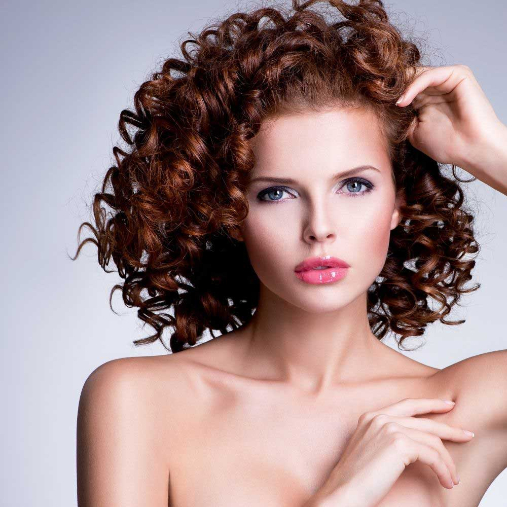frizure za gustu talasastu kosu