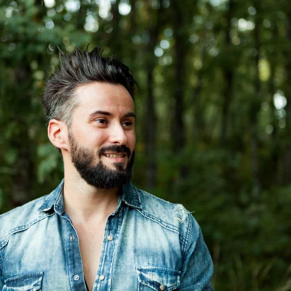 italijanka frizura za muškarce