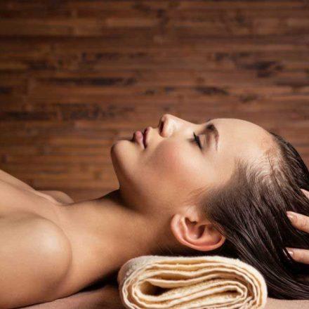 Masaža glave za bolju cirkulaciju i rast kose!