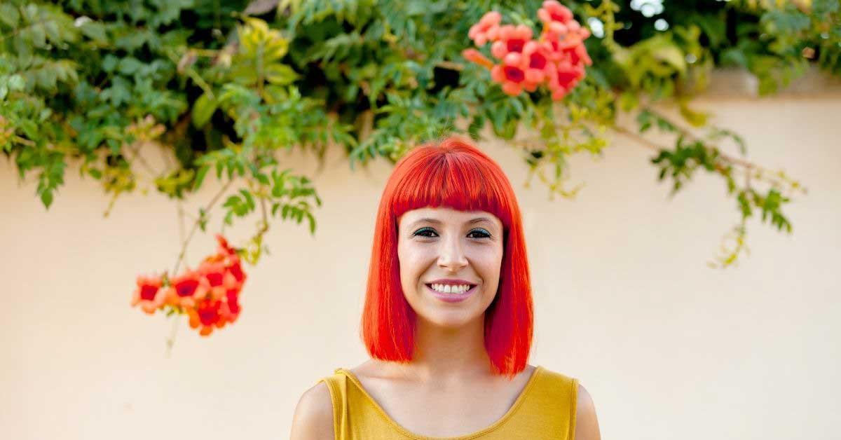 Narandžasta kosa u svim nijansama! Izaberite omiljenu!