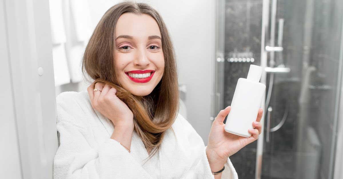Kako odabrati efektan šampon za suvu perut?