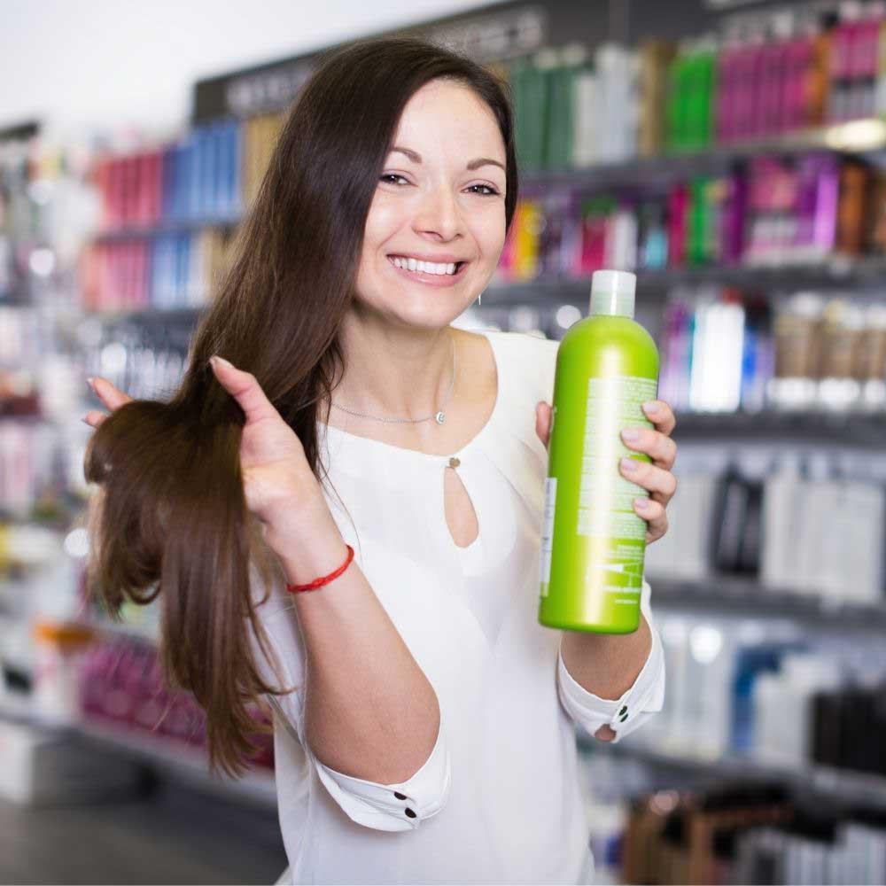 najbolji šampon za suvu perut
